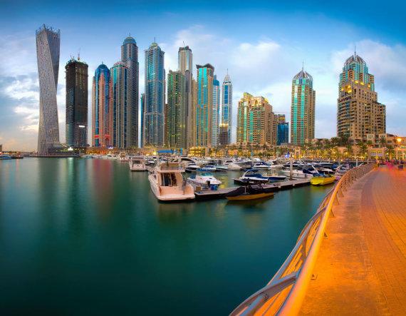 123RF.com nuotr./Dubajus, Jungtiniai Arabų Emyratai