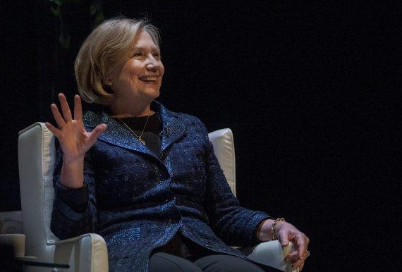 """Scanpix"" nuotr./Hillary Clinton"