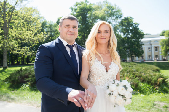 Žygimanto Gedvilos / 15min nuotr./Mindaugas Mizgaitis ir Simona Čelkonaitė