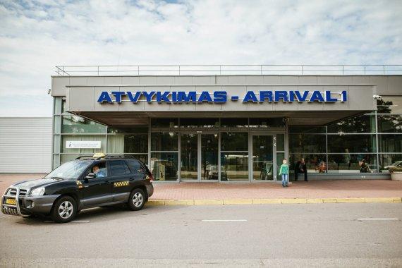 Tarptautinio Palangos oro uosto nuotr./Palangos oro uostas