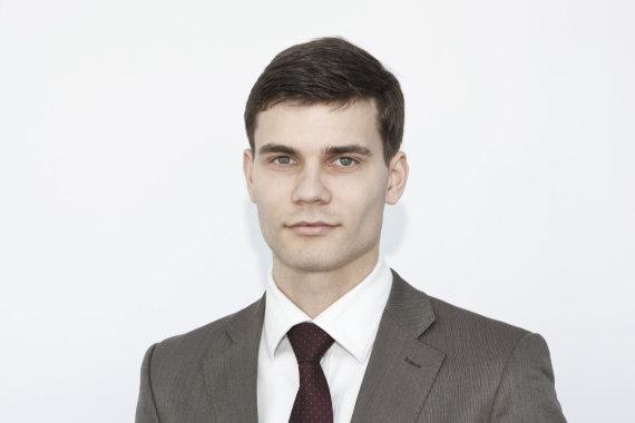 Šarūnas Stepukonis.