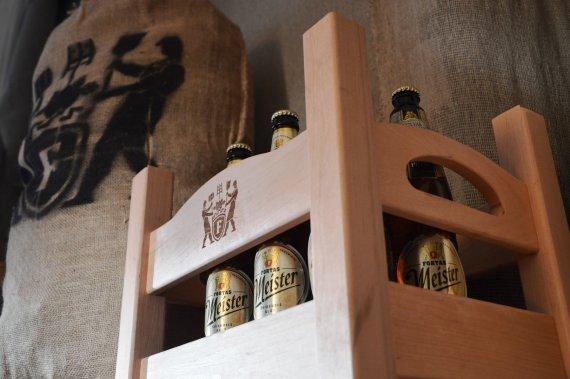 """Alaus """"Meister"""" receptas įkvėptas vokiškos aludarystės patirčių"""