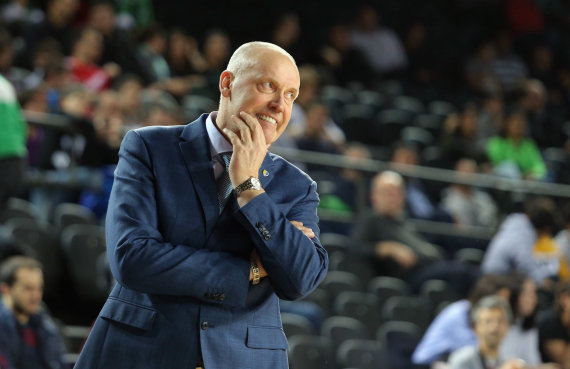 Getty Images/Euroleague.net nuotr./Rimas Kurtinaitis