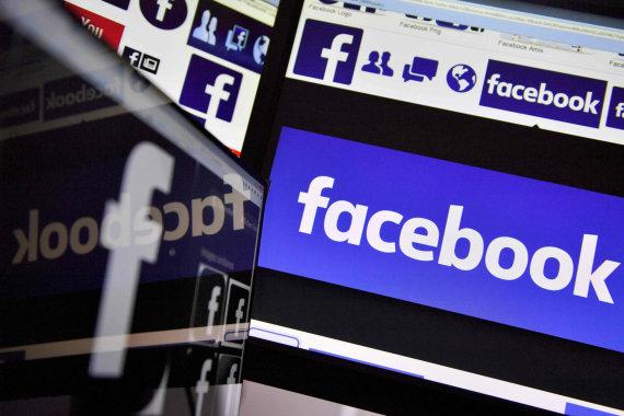 """AFP/""""Scanpix"""" nuotr./Facebook"""