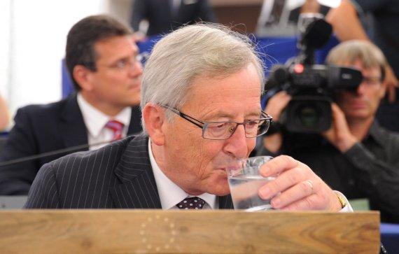 """Scanpix""/""Anadolu Ajansi"" nuotr./Jean-Claude'as Junckeris"