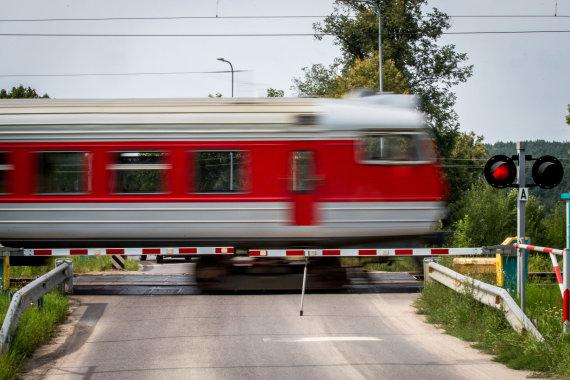 Luko Balandžio / 15min nuotr./Lietuvos geležinkeliai