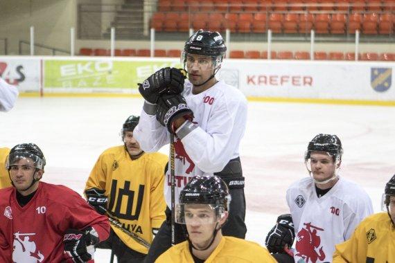 hockey.lt nuotr./Dainius Zubrus