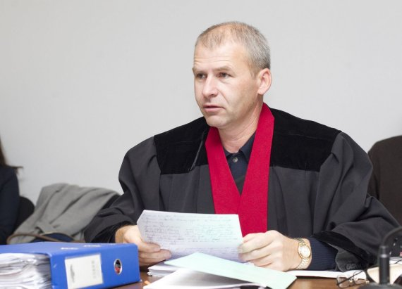 Irmanto Gelūno/15min.lt nuotr./prokuroras Arūnas Verenius