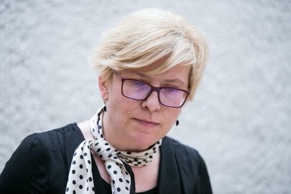 Žygimanto Gedvilos / 15min nuotr./Ingrida Šimonytė