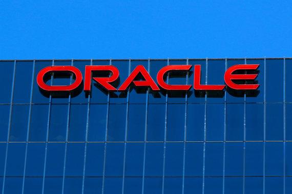 """""""Reuters""""/""""Scanpix"""" nuotr./""""Oracle"""""""