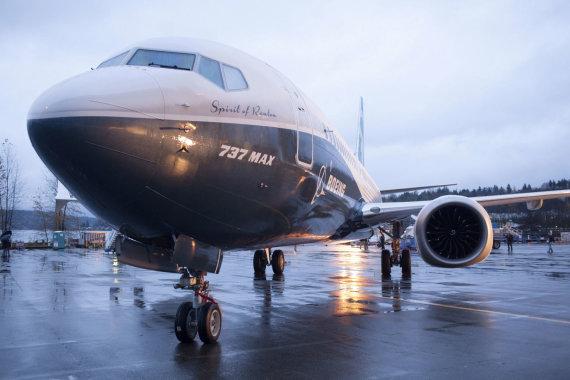 """""""Reuters""""/""""Scanpix"""" nuotr./""""Boeing 737 MAX"""""""
