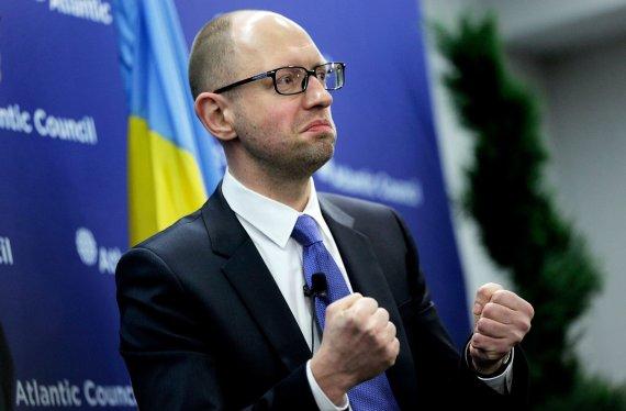 "AFP/""Scanpix"" nuotr./Arsenijus Jaceniukas"