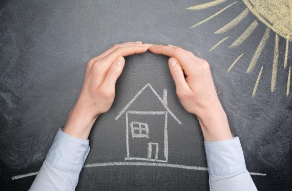 123RF.com nuotr./Saugūs namai