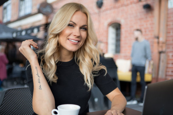 Mariaus Vizbaro / 15min nuotr./Nijolė Pareigytė-Rukaitienė