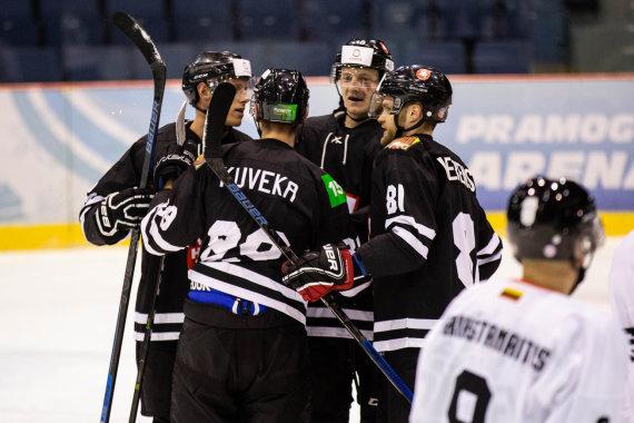 "hockey.lt nuotr./""Hockey Punks"""