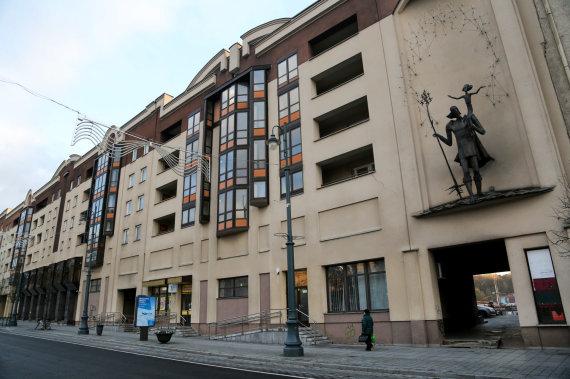 Juliaus Kalinsko / 15min nuotr./Seimo viešbutis