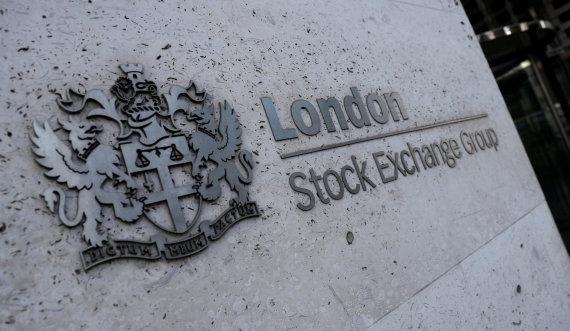 """""""Reuters""""/""""Scanpix"""" nuotr./Londono vertybinių popierių birža"""