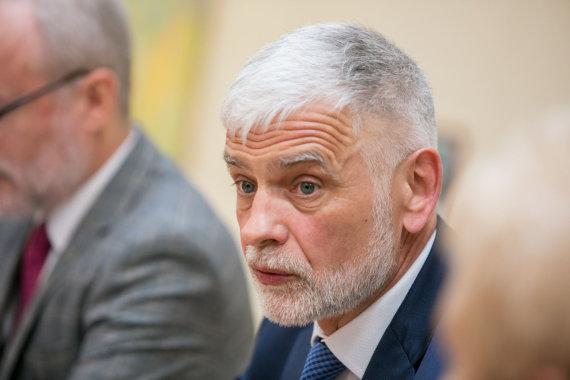 Juliaus Kalinsko / 15min nuotr./Bronius Markauskas