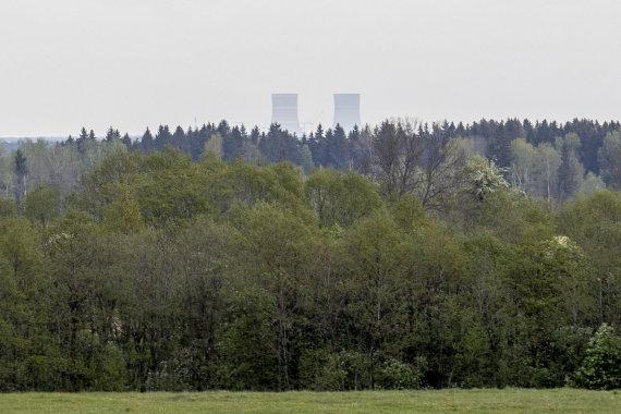 Luko Balandžio / 15min nuotr./Astravo atominė elektrinė