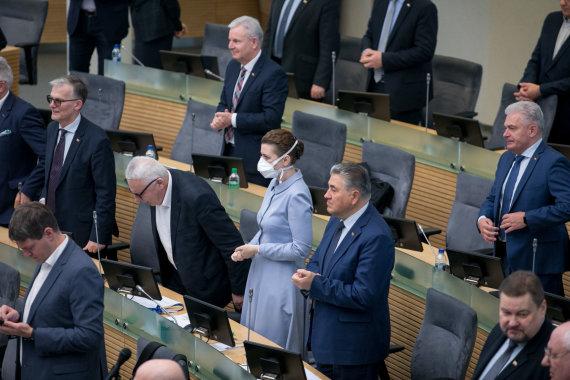 Juliaus Kalinsko / 15min nuotr./Dovilė Šakalienė