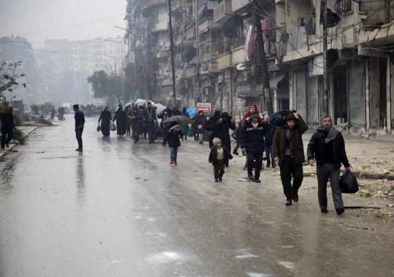 """AFP/""""Scanpix"""" nuotr./Alepas gruodžio viduryje"""