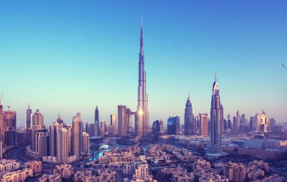 "123RF.com nuotr./""Burj Khalifa"""