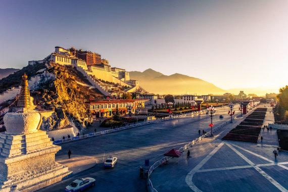 123rf.com nuotr./Lasa, Tibetas