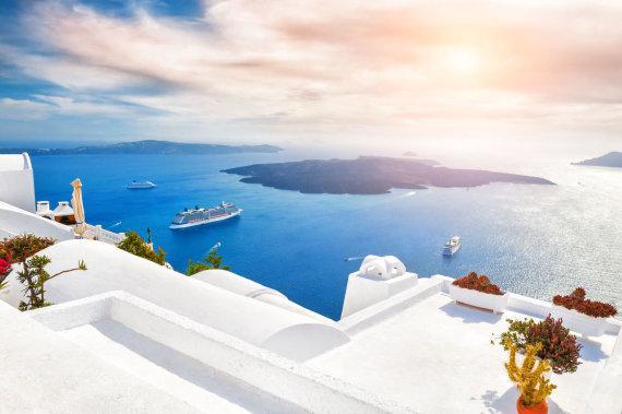 123rf.com nuotr./Kruizas Graikijoje