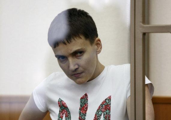 """""""Reuters""""/""""Scanpix"""" nuotr./Nadija Savčenko"""