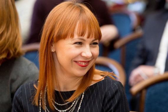 Vidmanto Balkūno / 15min nuotr./Švietimo ir mokslo ministrė Jurgita Petrauskienė