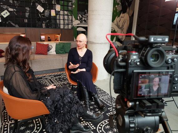 TV3 stopkadras/Rasa Andrikienė