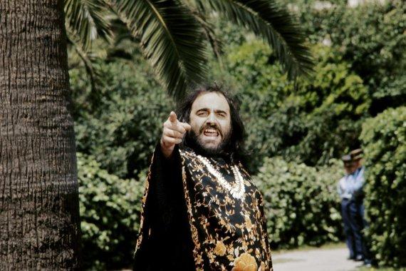 """AFP/""""Scanpix"""" nuotr./Demis Roussos (1975 m.)"""