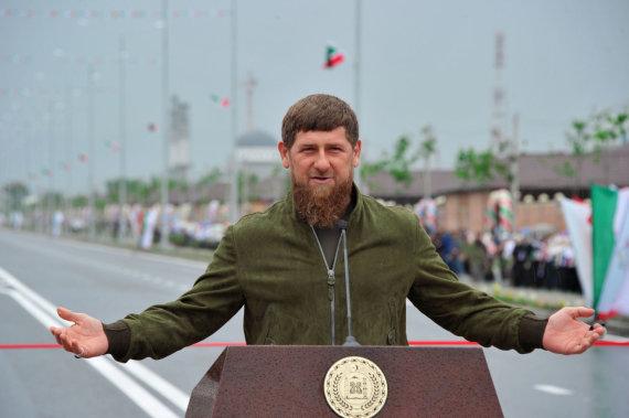 """""""Scanpix"""" nuotr./Ramzanas Kadyrovas"""