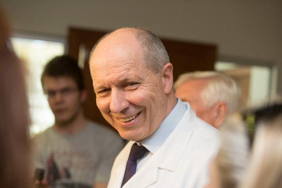Juliaus Kalinsko / 15min nuotr./prof. Feliksas Jankevičius