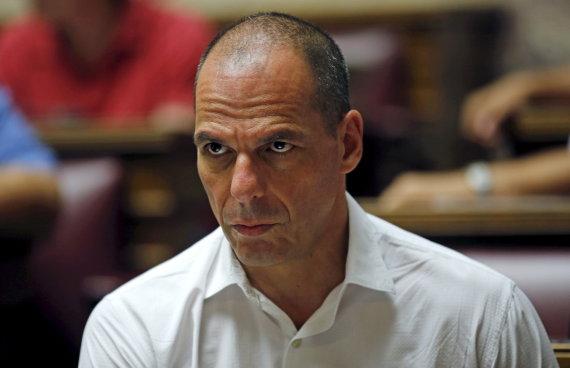 """Reuters""/""Scanpix"" nuotr./Janis Varufakis"