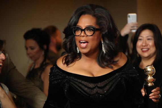 """Scanpix""/""Sipa USA"" nuotr./Oprah Winfrey"
