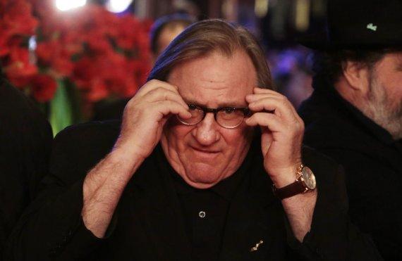 """Scanpix""/""SIPA"" nuotr./Gerard'as Depardieu"