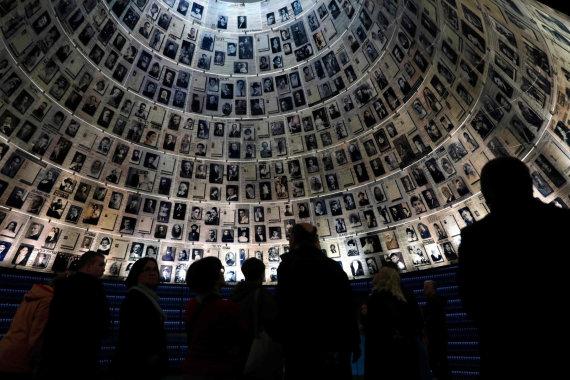 """AFP/""""Scanpix"""" nuotr./Holokausto muziejus """"Yad Vashem"""""""