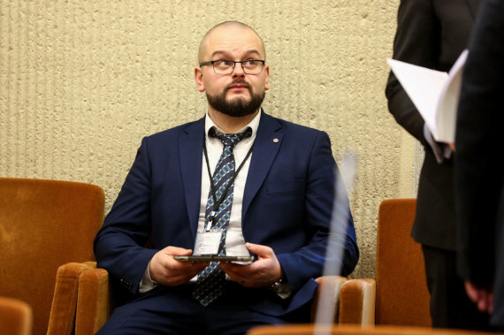 Vidmanto Balkūno / 15min nuotr./Karolis Vaitkevičius
