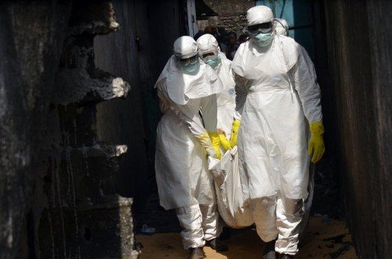 "AFP/""Scanpix"" nuotr./Ebolos virusas Afrikoje"