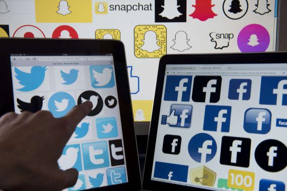 """""""Scanpix""""/""""SIPA"""" nuotr./Socialiniai tinklai"""