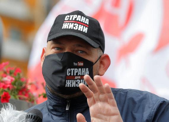 """""""Reuters""""/""""Scanpix"""" nuotr./Sergejus Tichanovskis"""