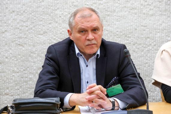 Vidmanto Balkūno / 15min nuotr./RImantas Šidlauskas
