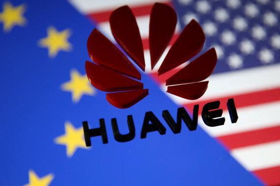 """""""Reuters""""/""""Scanpix"""" nuotr./""""Huawei"""""""