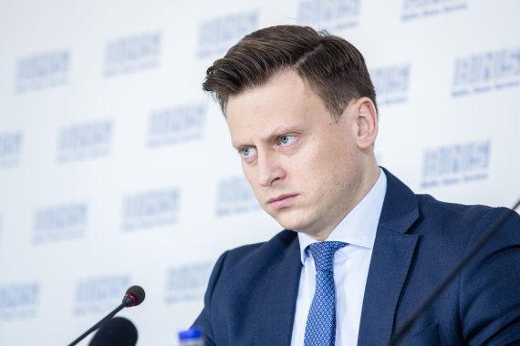 Luko Balandžio / 15min nuotr./Valdas Benkunskas