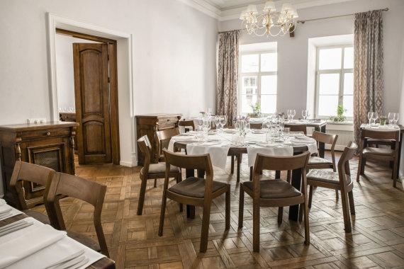 """Restorano archyvo nuotr./Restoranas """"Ertlio namas"""""""