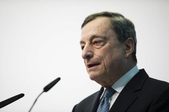 ECB nuotr./Mario Draghi