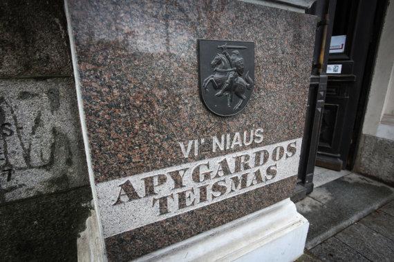 Vidmanto Balkūno / 15min nuotr./Vilniaus apygardos teismas