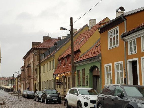 J. Andriejauskaitės / 15min nuotr./Klaipėdos senamiestis