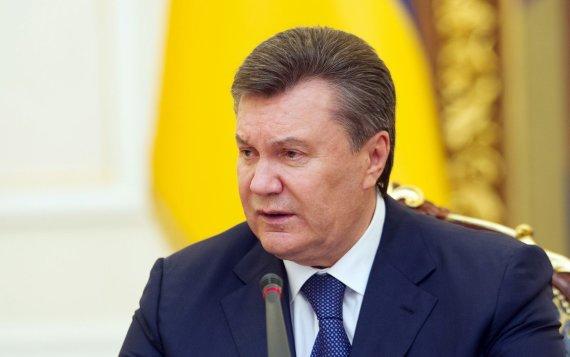 """AFP/""""Scanpix"""" nuotr./Viktoras Janukovyčius"""